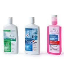 schoonmaken douchecabine onderhoudsmiddelen